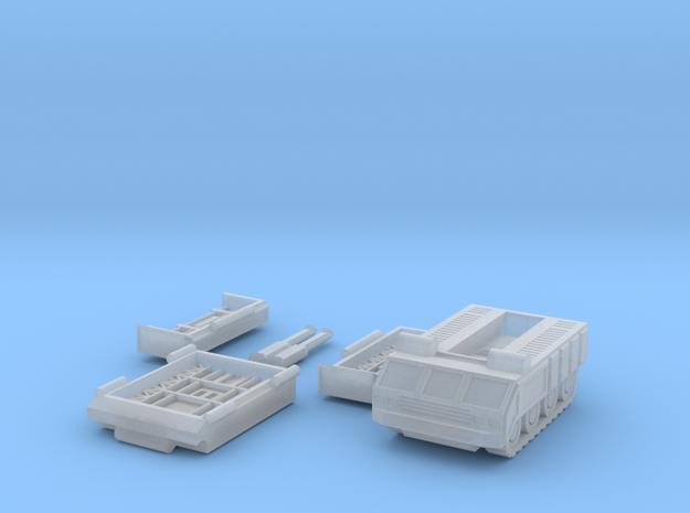 Titan Mobile Repair & Refit Vehicle in Smooth Fine Detail Plastic