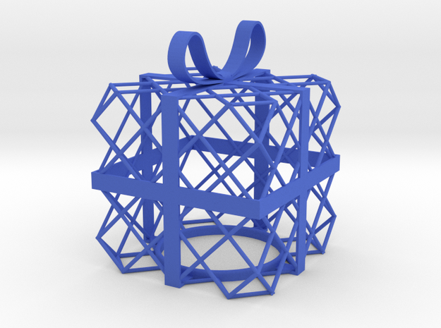 Tealight Cover - Present (2/3) 3d printed