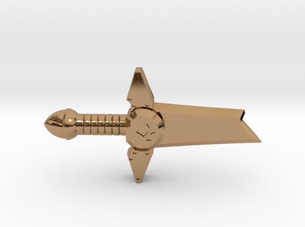 Broken Knife 3d printed