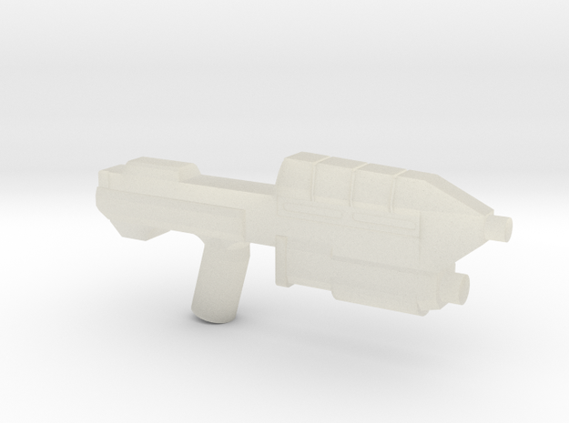Space Assault Rifle 5C Variant 3d printed