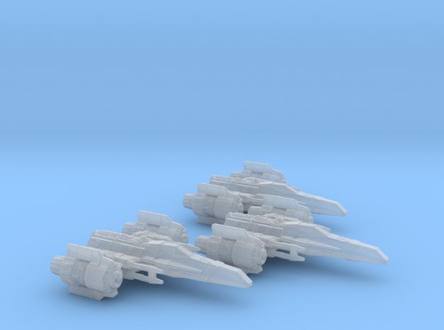 Corvan T-4/H Wing 1/270 3d printed