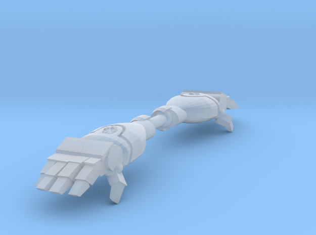 Mk1- Techno-Fist (Open) (x2) 3d printed