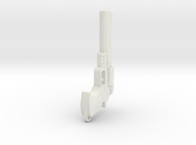 Mateba Model 6 Unica Autorevolver Keychain 3d printed