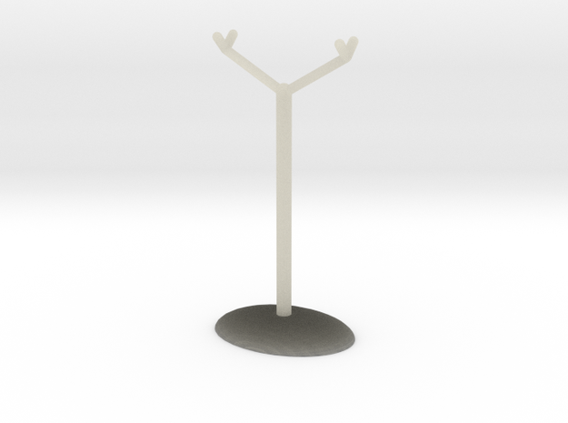 Large Necklace Stand 3d printed