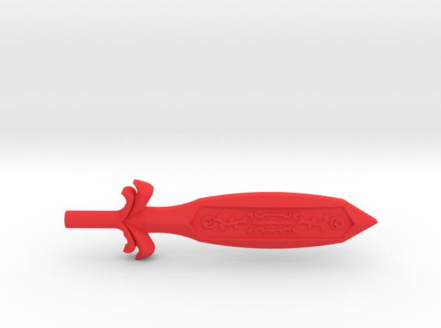 Fairy's Sword 3d printed
