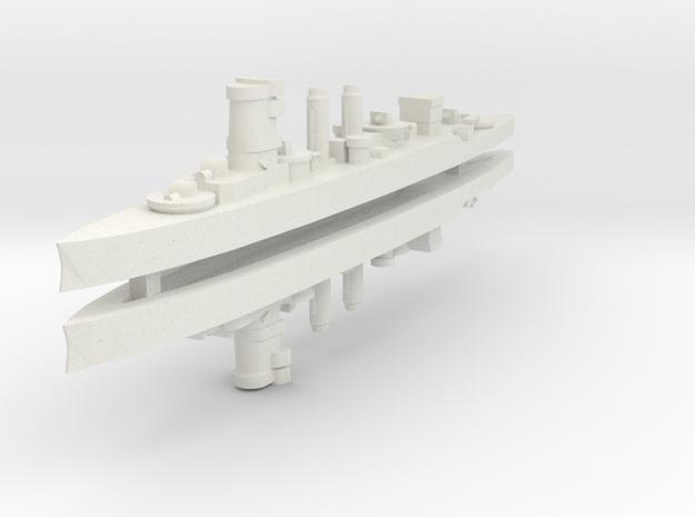 Navarra 1:3000 X2 in White Natural Versatile Plastic