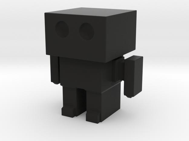 Robot 0047 Basic Robot 3d printed