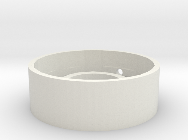 halo blank in White Natural Versatile Plastic