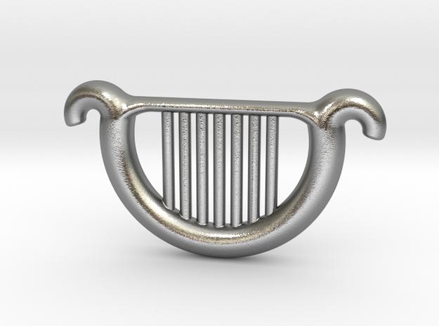 Goddess's Harp 3d printed
