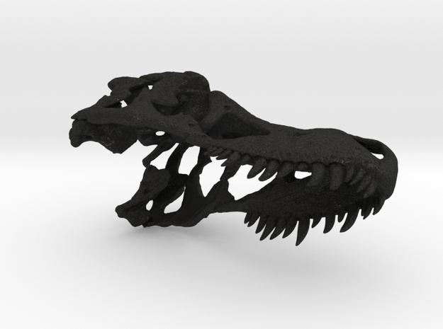 Tyrannosaurus Skull Keychain