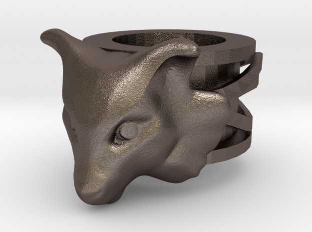 foxy ring 3d printed