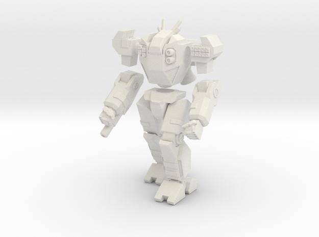 Mecha- Odyssey- Hyperion (1/285th) Multi-Part in White Natural Versatile Plastic