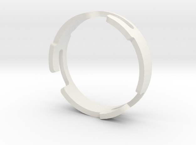 Fenix_20.6_Ring in White Strong & Flexible