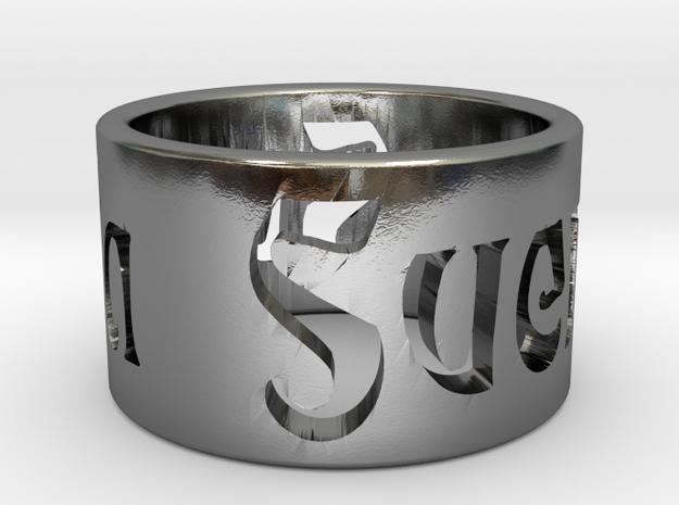 Svenja Ring Final 3d printed