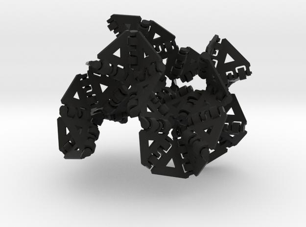 {3,8} radius 2 3d printed