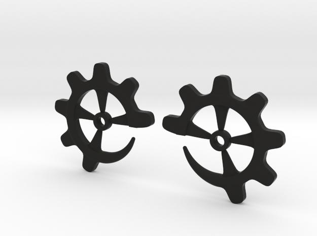 Gear-ring 6g 3d printed