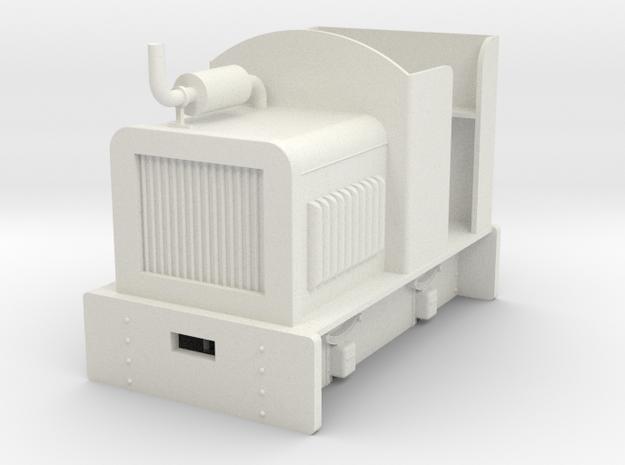 Gn15 diesel loco 2 3d printed