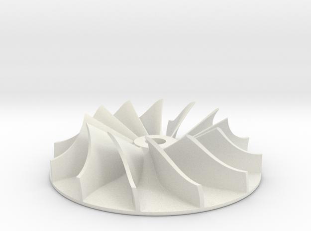 BC Impeller fan 3d printed