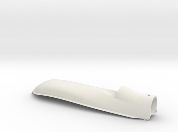 Z1B Powerpod - Mini EDF in White Natural Versatile Plastic