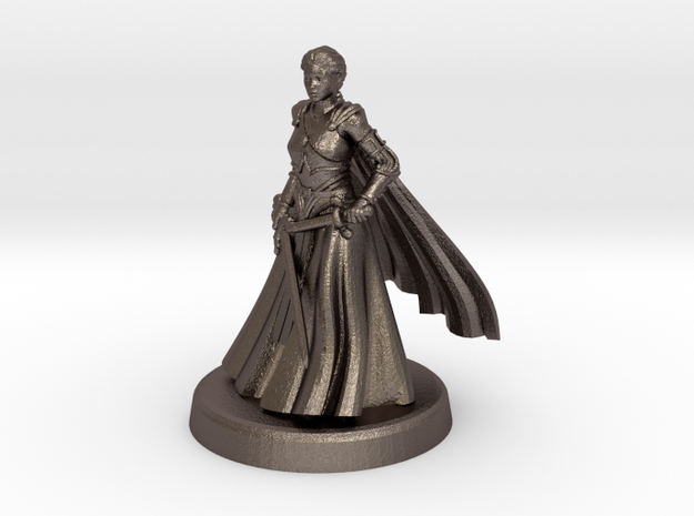 Nell (Anarchronist) 3d printed