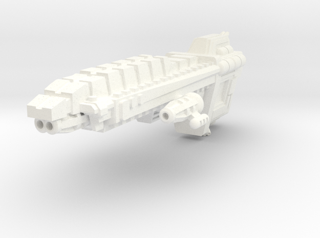 Javelin Patrol Cruiser 3d printed