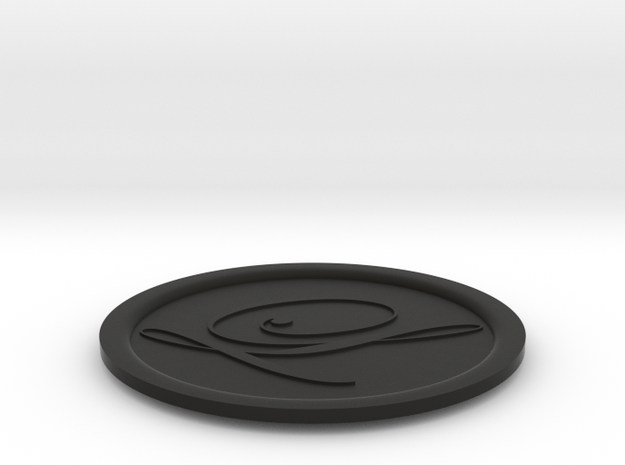 drink coaster 3d printed
