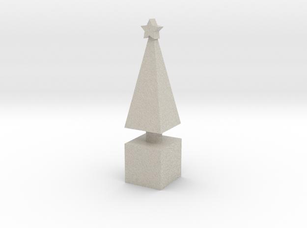 Pyramid Shaped Tree small 3d printed
