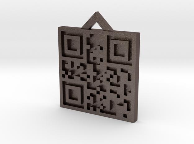 QRCode -- www.tausenthal.de 3d printed