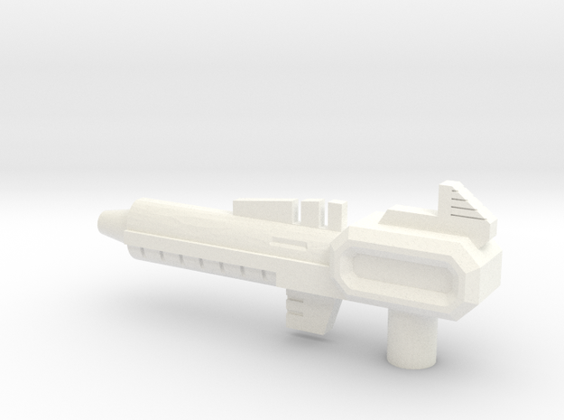 Sunlink - Groovy Gun 3d printed