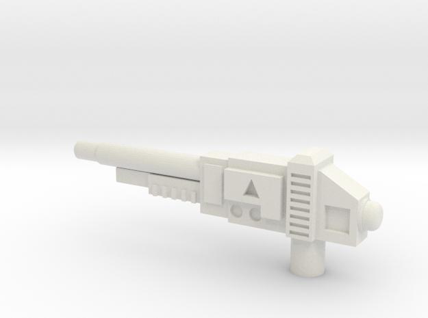 Sunlink - Lambo w/ 5+mm handle in White Natural Versatile Plastic