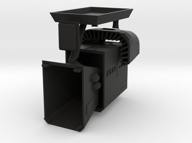 Python-Class Cruiser Model Kit 3d printed