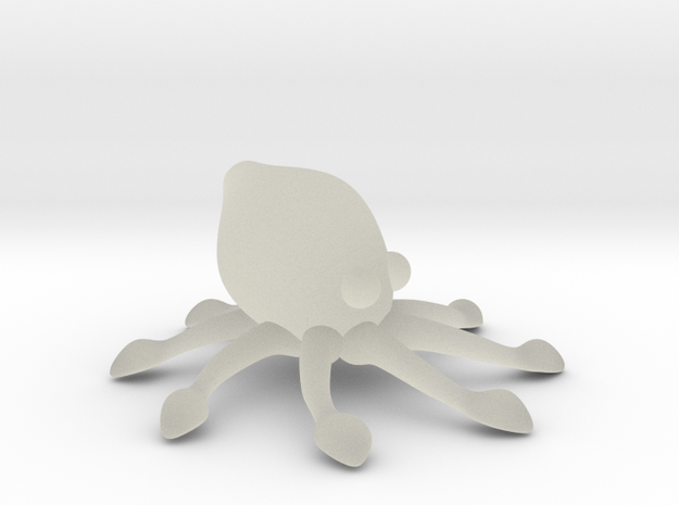 octo 3d printed