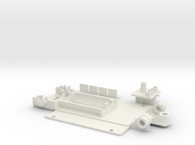 962 Typ2 BG in White Natural Versatile Plastic
