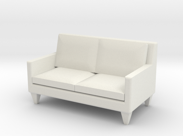 1:24 Contemporary Loveseat