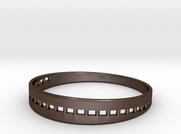 BraceletX 60mm 3d printed
