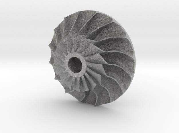 impeller in Metallic Plastic