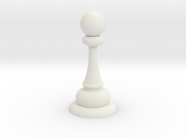 markeya pawn 3d printed