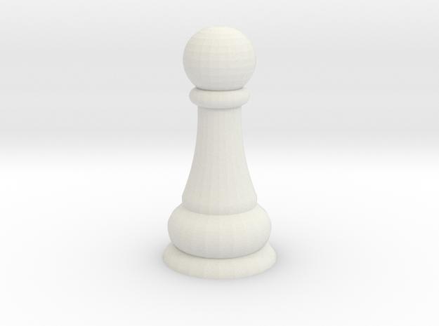 ike pawn 3d printed