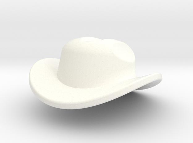 RancherHat1 3d printed
