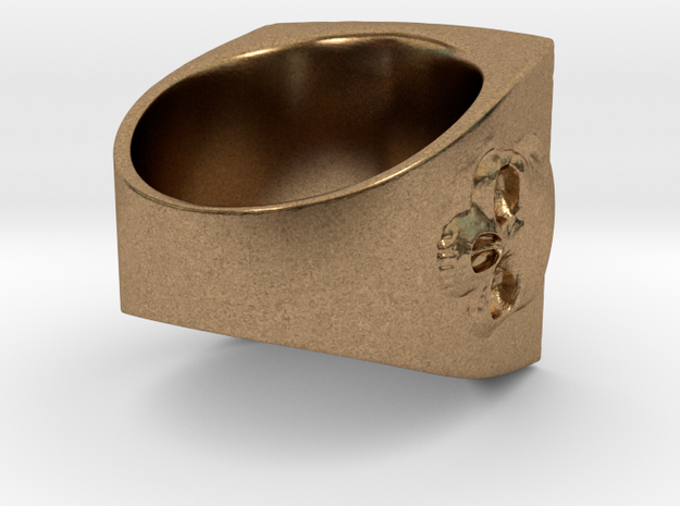 Pirate Anchor Ring 3d printed