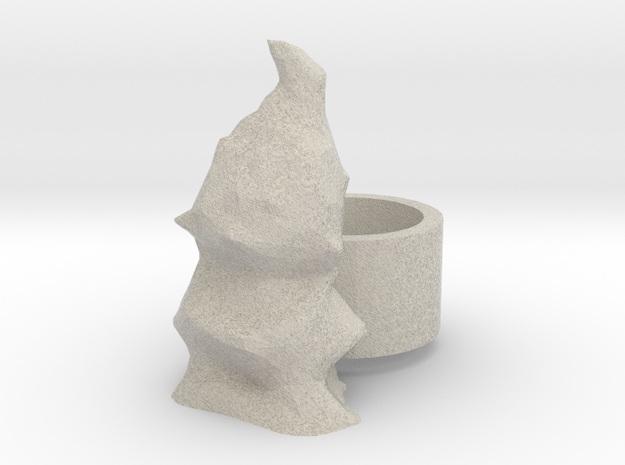 gnome ring 3d printed
