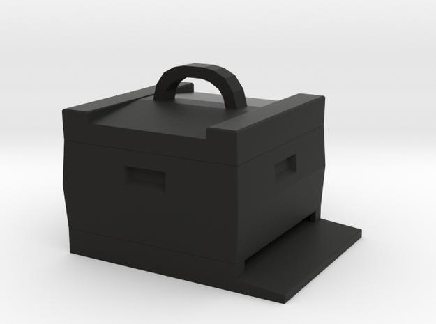 beehive keychain Bienenkasten Schlüsselanhänger 3d printed