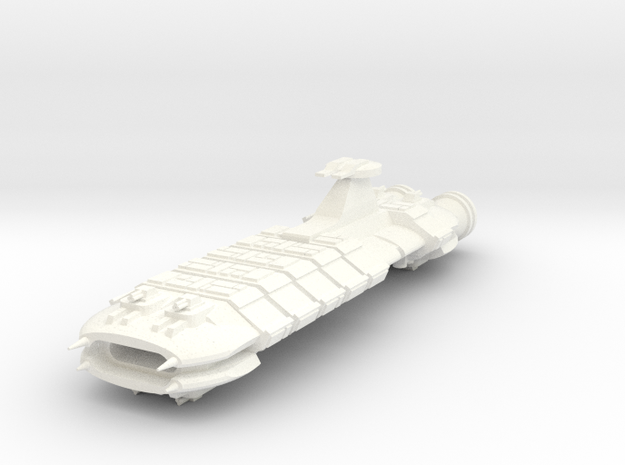 Europa Light Carrier 3d printed