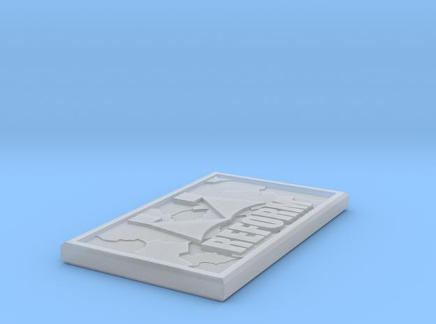 WAR GODS command counter REFORM 3d printed