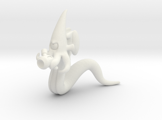 LeftyBig 3d printed