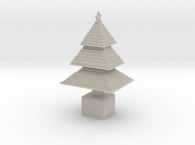 chrisy tree large 3d printed
