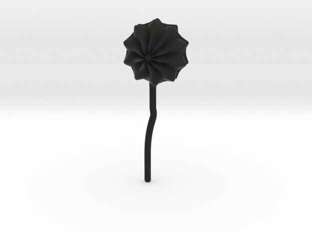flower01 scaled 3d printed