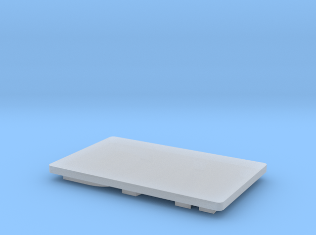 DVI Plate 3d printed