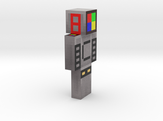 6cm | Computer73 3d printed