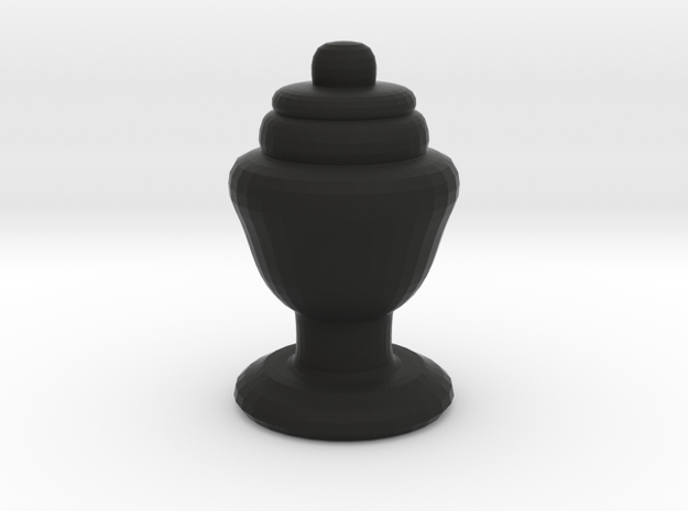 Chess Piece Rhino Rook 3d printed